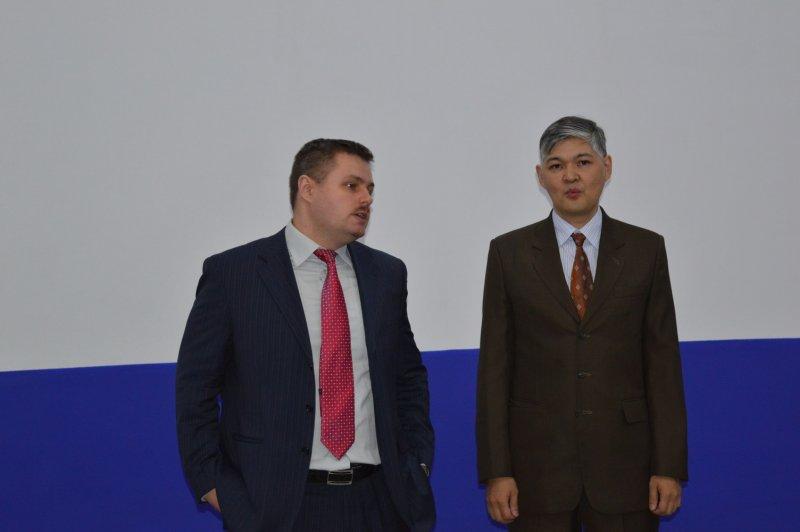 Фото к В Астане состоялось техническое открытие шестого зарубежного информационного центра по атомной энергии
