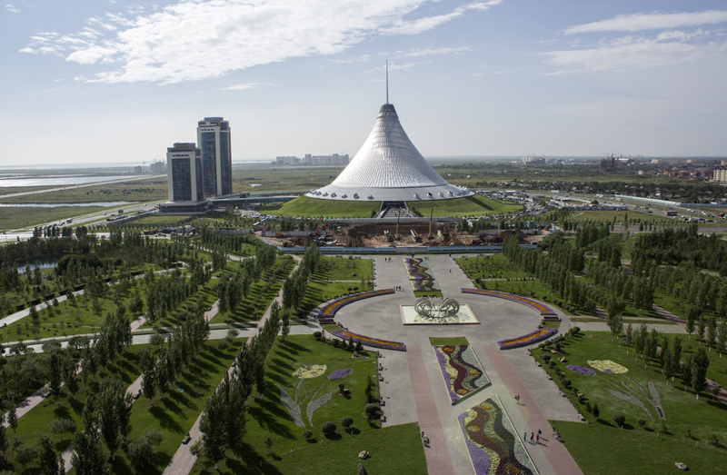 Фото к 27–28 апреля в Астане пройдет 7-ая Казахстанская Международная выставка «Атомная энергетика и Промышленность»
