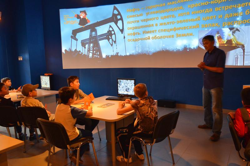 Фото к НТК «Эрудит» : Нефть