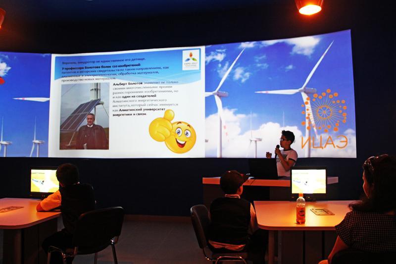 Фото к НТК «Эрудит» : Ветровая энергия