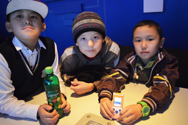 Фото к НТК «Эрудит» : Добыча урана в Казахстане