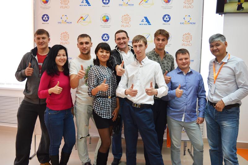 Фото к Объединение молодежи АО «УМЗ»