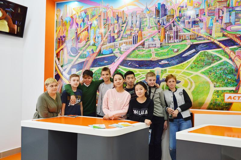 Фото к Международная школа-лицей «Достар», г.Алматы