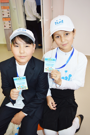 Фото к Казахстан, дружественный к ребенку