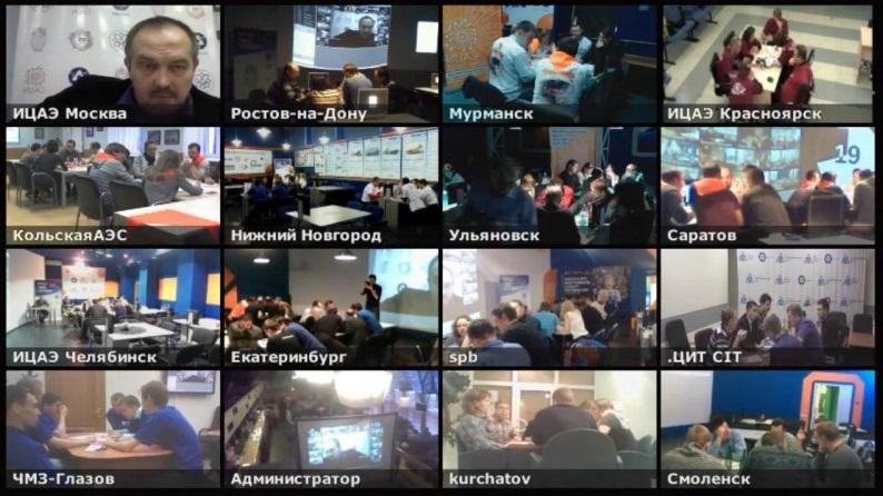 Фото к Приглашаем к участию в IV Всероссийском синхронном чемпионате «Формула интеллекта»