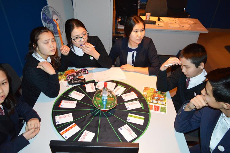 Фото к «Формула интеллекта» в Казахстане